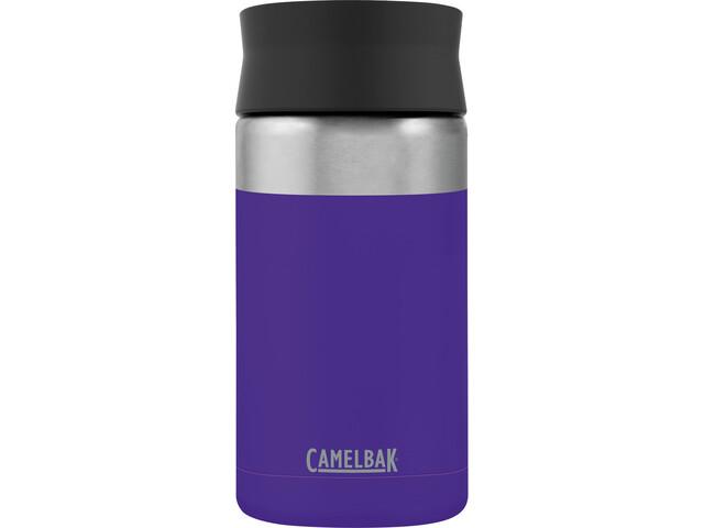 CamelBak Hot Cap Botella Aislante de Acero Inoxidable 300ml, iris